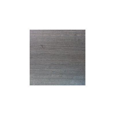 Milano 4 x 12 Marble Field Tile in Gray