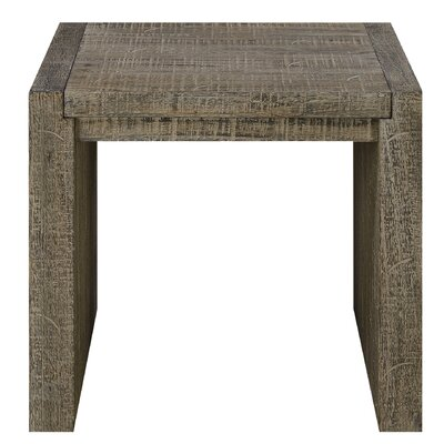 Stackpole End Table