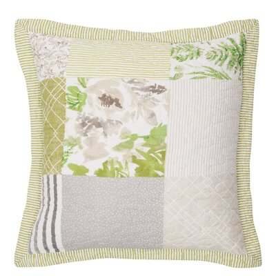 Vegan Cotton Throw Pillow