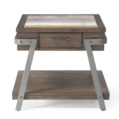 Goyette End Table