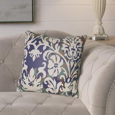 Amiyah Throw Pillow Size: 20 H x 20 W x 4 D, Color: Tan