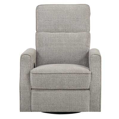 Kuykendall Manual Swivel Glider Recliner