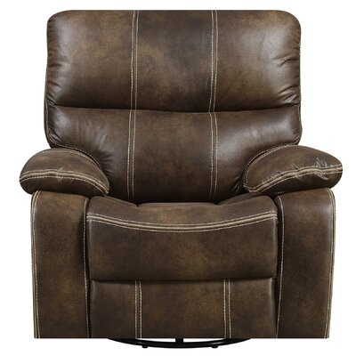 Diorio Manual Swivel Glider Recliner