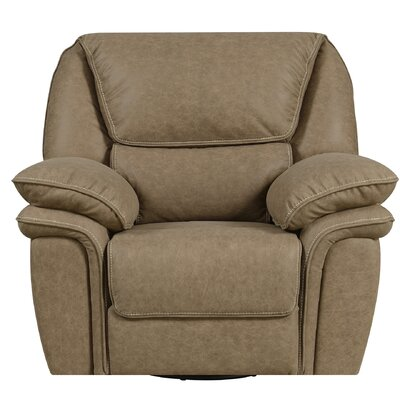 Ellinger Manual Swivel Glider Recliner