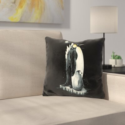 The Emperors Throw Pillow
