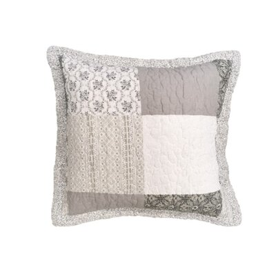 Maya Cotton Throw Pillow