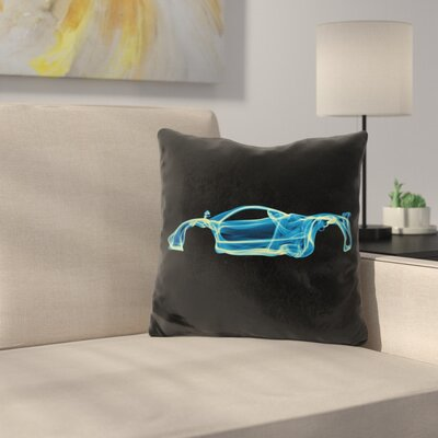 Pagani Zondad Throw Pillow
