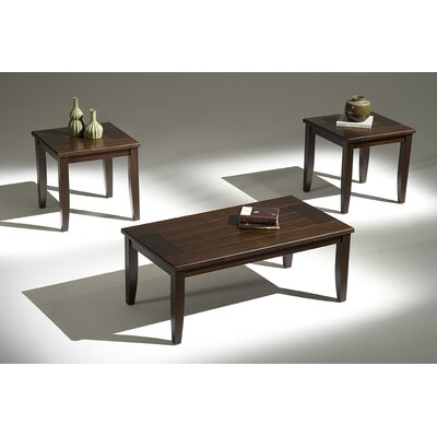 Hudson Yards 3 Piece Coffee Table Set
