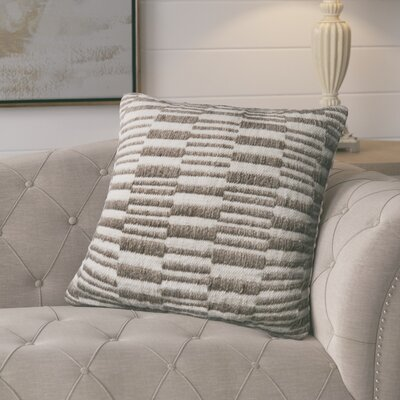 Ligon Outdoor Throw Pillow Type: Pillow, Fill Material: Down/Feather