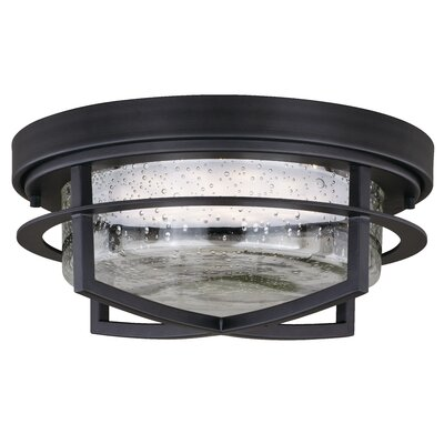 Starling Outdoor 1-Light LED Flush Mount