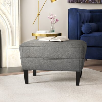 Aquarius Ottoman Finish: Gray