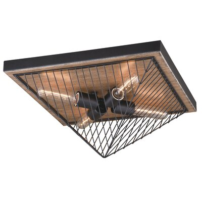 Stapleton 4-Light Flush Mount