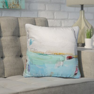 Aurelia Indoor/Outdoor Throw Pillow Size: 18 H x 18 W x 8 D
