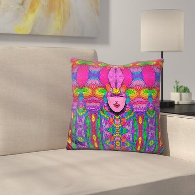 Venus 316 B Throw Pillow