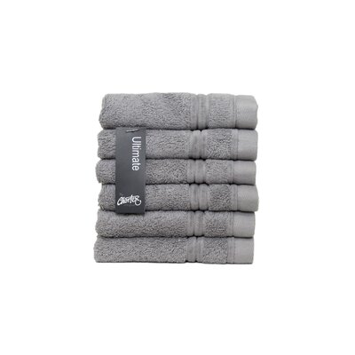Ultimate Washcloth Color: Pewter