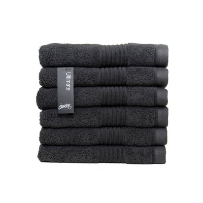 Ultimate Hand Towel Color: Charcoal