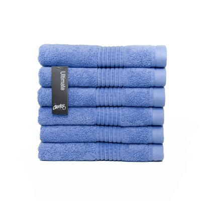 Ultimate Hand Towel Color: Chambray