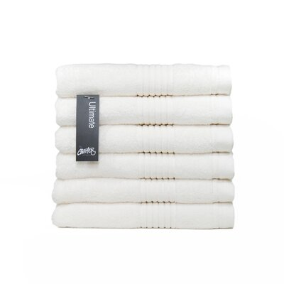 Ultimate Hand Towel Color: Cream