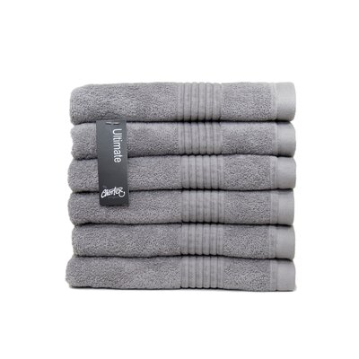 Ultimate Hand Towel Color: Pewter