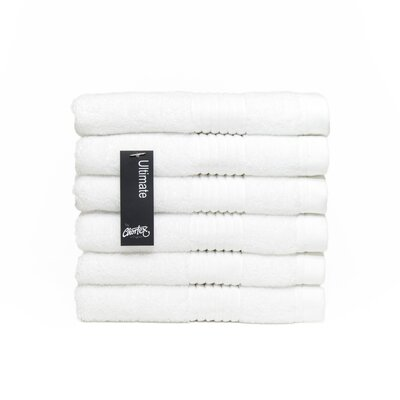 Ultimate Hand Towel Color: White