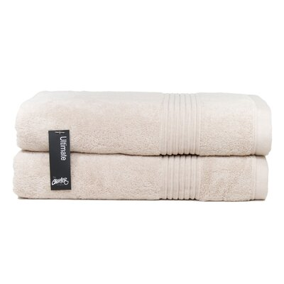 Ultimate Bath Sheet Color: Barley
