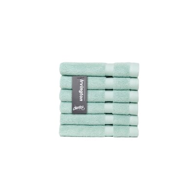 Irvington Washcloth Color: Mineral