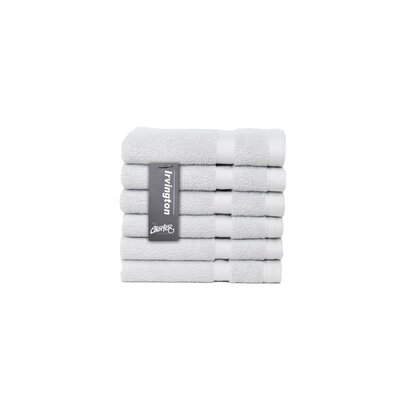Irvington Washcloth Color: Silver