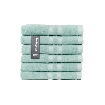 Irvington Hand Towel Color: Mineral