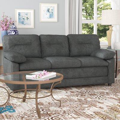 Mcallister Sofa Upholstery: Bulldozer Graphite