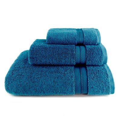 3 Piece Towel Set Color: Teal