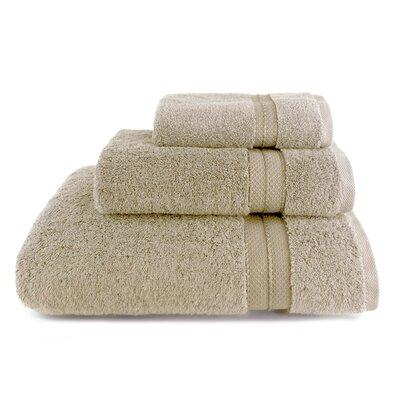 3 Piece Towel Set Color: Linen