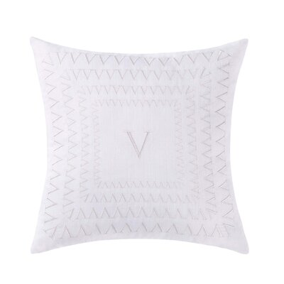 Talia Abstract Throw Pillow