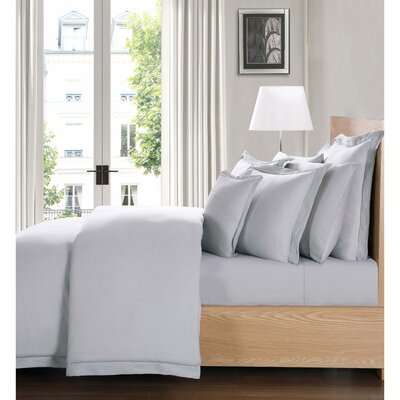 Luxe 300 Thread Count Sheet Set Size: King, Color: Gray
