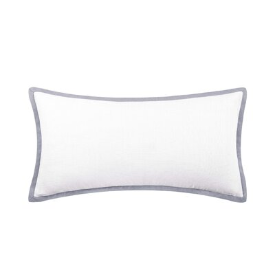 Botanical Ombre Cotton Lumbar Pillow