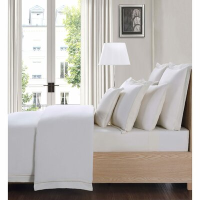 Luxe 300 Thread Count Sheet Set Size: Queen, Color: Ivory