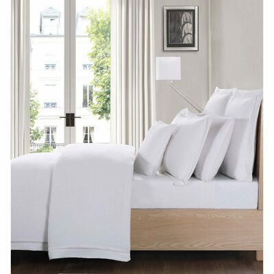 Luxe 300 Thread Count Sheet Set Size: Queen, Color: White