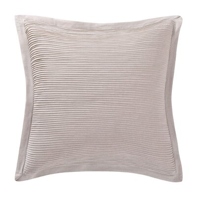 Luxe Throw Pillow Color: Tan