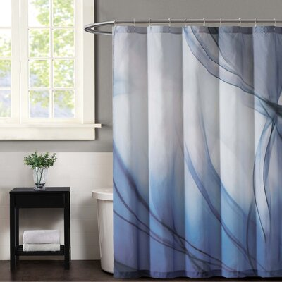 Talia Abstract Shower Curtian