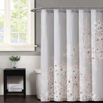 Esti Floral Shower Curtain