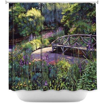 Shakespeare Garden Shower Curtain