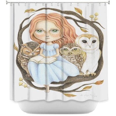 Autumn Tales Shower Curtain