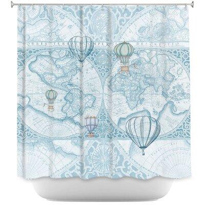 Terralight Shower Curtain