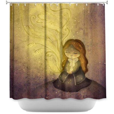 Light Upon Us Shower Curtain
