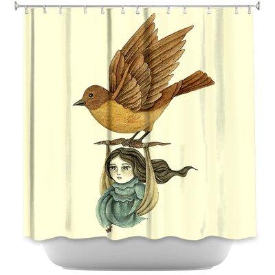 Midnight Travel Shower Curtain