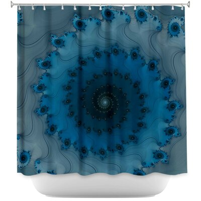 Etheral Infinity Shower Curtain