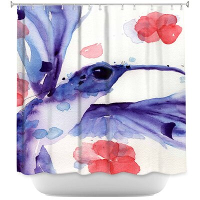 Summer Garden III Shower Curtain