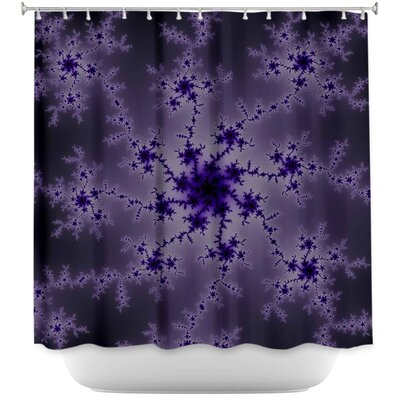 Imperial Mystery Shower Curtain