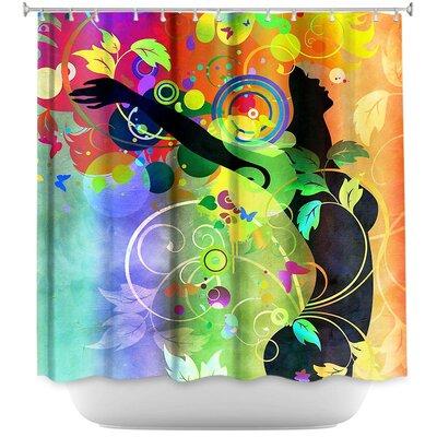 Wondrous 2 Shower Curtain