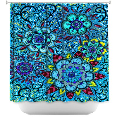 Mandalas Shower Curtain