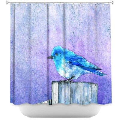 Bird Bliss Shower Curtain